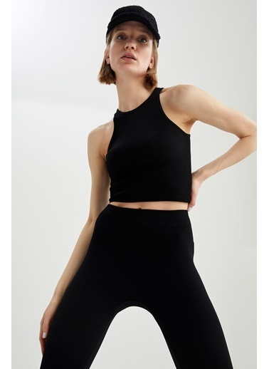 DeFacto Bluz Siyah